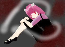 Elfenlied Lucy by RaySan22