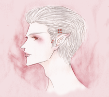 The Vampire Mayerling by the-sinister