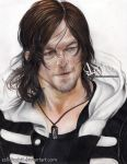 Norman Reedus -  bones costume by zelldinchit