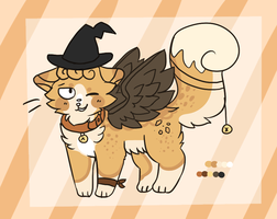 Pumpkin Spiced Oreos // AUCTION // CLOSED by catpaths
