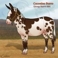 CR Get Smart - Group Burro 004 by daggerstale