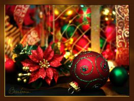 Christmas Gold by barcon53