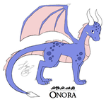 Onora - The Daughter of Spyro and Cynder by 3933911