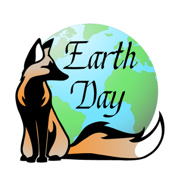 Earth Day by silvercrossfox