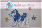 SE Now on Etsy! by SilverPocky