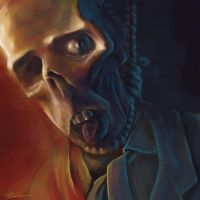 Dead Face by kingzog