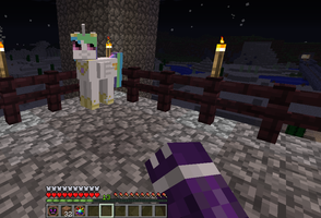 celestia in minecraft?! by cynderplayer