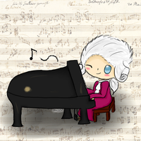 .:: fantasia in c minor ::. by Mewsol