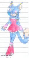 Adopted- Rosetta The Wolf by ShadowMew-Adoptables