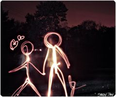 Stick People by StaceyJay