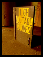 HIGH VOLTAGE GLOVES? by AwkwardScience