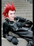 Axel - being attractive by MiraiSadame