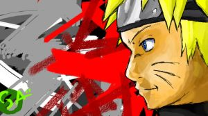Go Go Naruto by Ladywiththeface