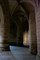 Mont-Saint-Michel 11 Stock by lokinststock