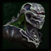 Alien_Concept_Bust by Jeris82