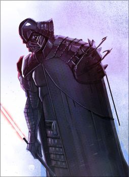 Master Darth Vaderuki by CoranKizerStone