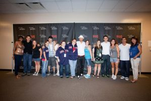 Meet and greet with New Kids by TangledxEpicFan