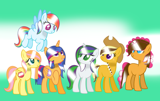 My New Main Six by Stephaniekelly