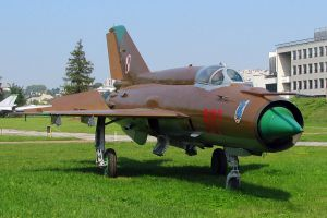Mikoyan-Gurevich MiG-21MF by QmP3L