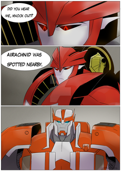 She Was Spotted_Page 1 by Blitzy-Blitzwing