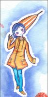 Hello, Coraline by shoess