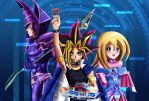 .: YGO : Destiny Draw :. by Sincity2100