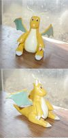 Midnite the clay Dragonite! by Nephilimist