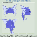SeaSerpent hat by 4AllOfTheThingsImNot