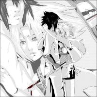 Aftermath - SasuSaku by e-nat
