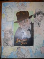 the Travels of Indiana Jones by rori77