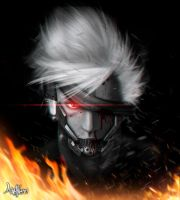 Raiden2 by HellNeroooo93