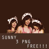 Sunny PNG PACK (Free!!!) by Denimtrans