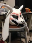 Asriel cosplay WIP by TaintedDNA