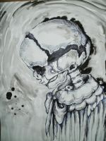 ''skeleton vol.2 , the infant '' by LukrecjaFatal