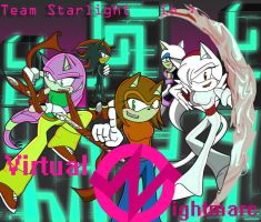 Team Starlight :COVER: by Mery-the-Hedgehog