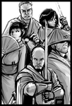 Gekokujo. (Mount and Blade) by Paper-pulp
