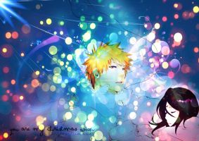 Ichiruki wall 7 by naruble