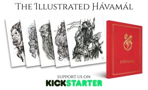 The Havamal Project is now a Book! by samflegal