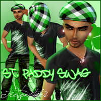 St. Paddy's Swag by TreStyles