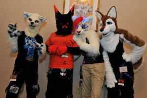Group shot Furfright 2010 by Monoyasha