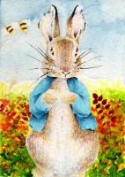 Peter Rabbit by theperian