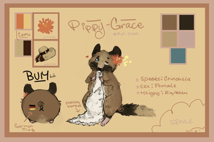 :RS: Pippy Grace (new) by PippinPeanut