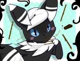Comish: KiT by sightlessxx