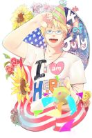 [APH] 4th of July by tam01
