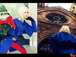France Cosplay by kaiser-mony