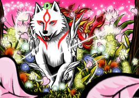 Ammy's World by zakhren