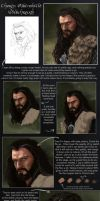 Thorin Oakenshield- walkthrough by RachelleFryatt