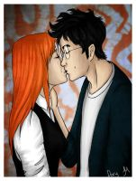 HP love by ribkaDory