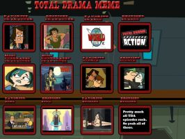 My Total Drama MeMe by TeamNoah