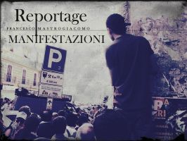 Reportage cover by niftygift